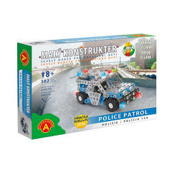 Policie 158-malý konstruktér