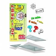 IQ TEST-zábavný T-hlavolam