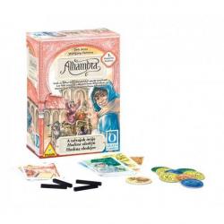 Deskové rodinné hry - Alhambra - Hodina zlodějů 3.rozšíření