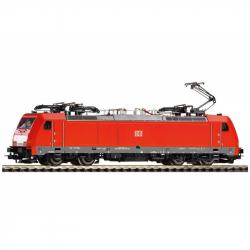 Piko Elektrická lokomotíva BR 186 Traxx 2 so 4 pantografy DB AG VI - 59953