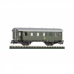 Piko Osobný vagón BI III zelený - 57630
