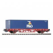 Piko Prepravné kontajnerový vagón P & O V - 57706