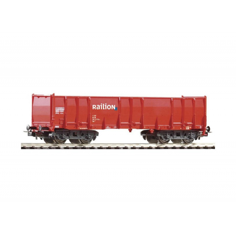 Piko Vagón vysokostěnný Eas Railion - 57750