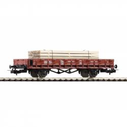 Piko Nákladný vagón Kkm3230 s nákladom IV - 58713