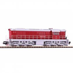 Piko Dieselová lokomotíva T669 CSD červená - 59786