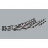Piko Oblouková přechodová výhybka levá BWL R3 - 55227