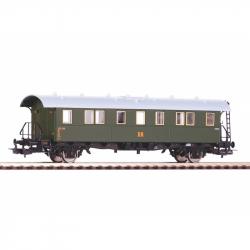 Piko Osobný vagón DR B III zelený - 53183