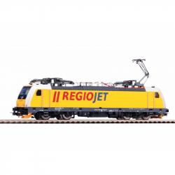 Piko Elektrická lokomotíva BR 186 Regiojet VI - 59968
