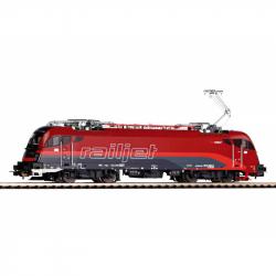 Piko Elektrická lokomotíva Rh E.190 Railjet VI - 59916