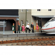 Piko Figurky cestující 6 kusů - 55731