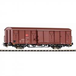 Piko Krytý vagón GBS červený logotyp DB AG V - 54449