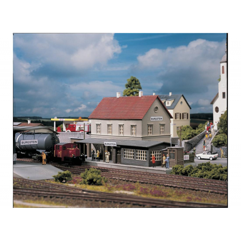 Piko Nádražní stanice Burgstein - 61820