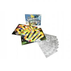 Souboj mozků společenská hra v krabici 33 x 23 x 3 cm