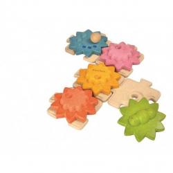 Plantoys Puzzle ozubené kolieska štandard