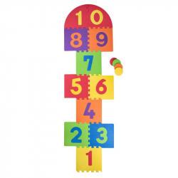 Penové Puzzle Skákací panák