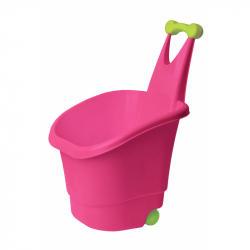 Vozíček na hračky Store n roll - ružový