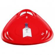 Sánkovacie tanier Meteor červená 70