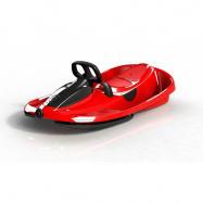 Sterowany bobslej Stratos czerwony