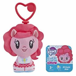 My Little Pony Cutie Mark plyšák s klipem