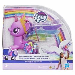 My Little Pony - Twilight Sparkle z tęczowymi skrzydłami