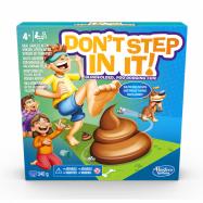 Společenská hra Dont step in it