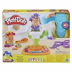 Play-Doh bzučanie a strihanie