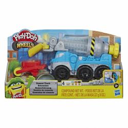 Play-Doh betonová míchačka