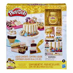 Play-Doh Zlaté pekárstvo