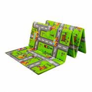 Multifunkční skládací hrací podložka PlayTo Cesta