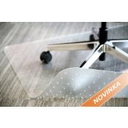 Podkładka pod krzesełka na dywany z niskim włosem 100 x 120 cm