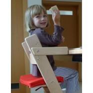 Podłokietniki i stabilizujące stopki do krzesełka Jitro
