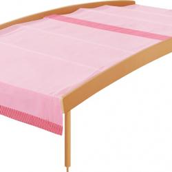 Daszek do łóżka Haba Matti 7019 różowy