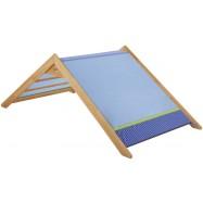 Stříška k posteli Haba Matti 8376 modrá