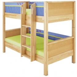 Łóżko piętrowe Haba Matti 8377 niebieskie
