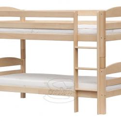Patrová postel Scarlett SOFIE přírodní 200 x 90 cm