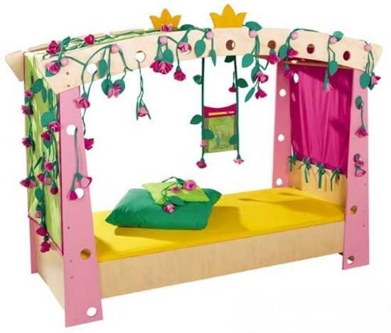 Dětská postel Haba Šípková Růženka