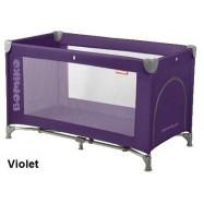 Łóżeczko turystyczne Bomiko Basic 06 Violeta