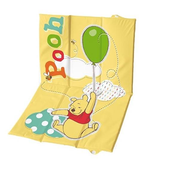 Cestovní přebalovací podložka Primababy Winnie Pooh 40 x 58