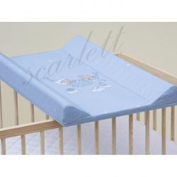 Przewijak sztywny 70x50 cm niebieski