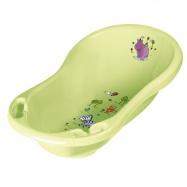 Dětská vanička Hippo 84 cm, zelená