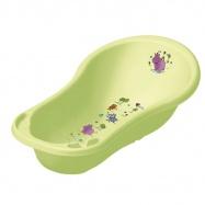 Dětská vanička Hippo 100 cm, zelená