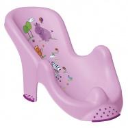 Lehátko do vany Hippo, sv.fialová