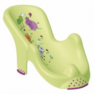 Lehátko do vane Hippo, zelená