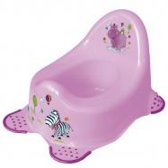 Detský nočník Hippo, sv.fialová