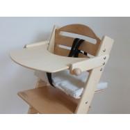 Jedálenský pultík + stabilizačné topánočky k detskej rastúcej stoličke JITRO