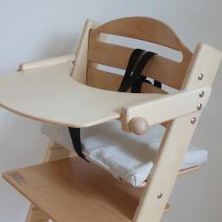 Blat stolikowy + stabilizujące stopki do krzesełka Jitro