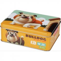 Puzzlika 14262 Buldoček - psí móda - magnetická hra 50 dílků a 8 předloh