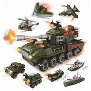 Qman QM-09 Amphibious Panzer 1803 sada 8v1