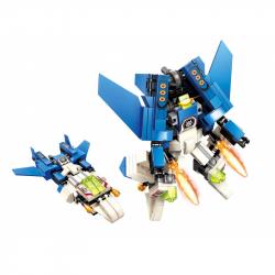 Qman Guardian of Star 's Core 3102-6 Vojnové lietadlo