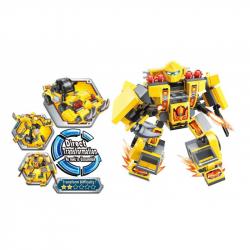 Qman Blast Ranger 3305-3 Strážca striebra